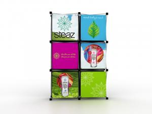 FG-101 Trade Show Pop Up Display