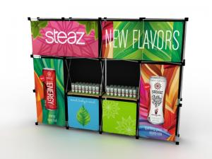 FG-123 Trade Show Pop Up Display -- Image 2