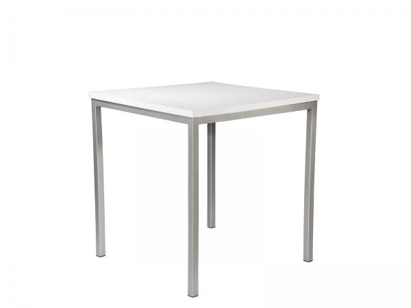 G20 Square Cafe Table -- Trade Show Rental Furniture