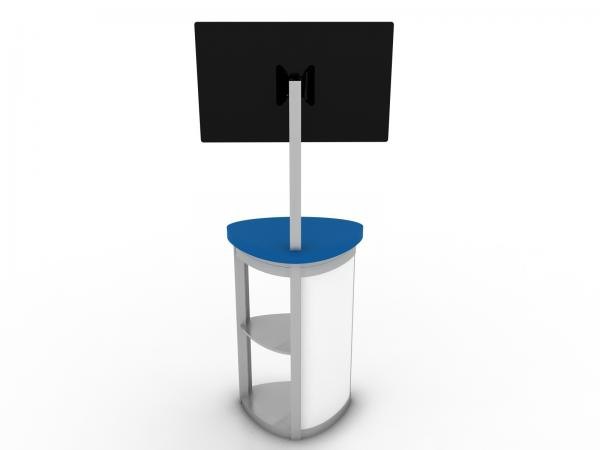 MOD-1561 Trade Show Monitor Stand -- Image 4