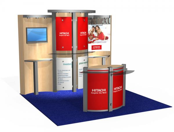 LTK-5014 Custom Modular Trade Show Display