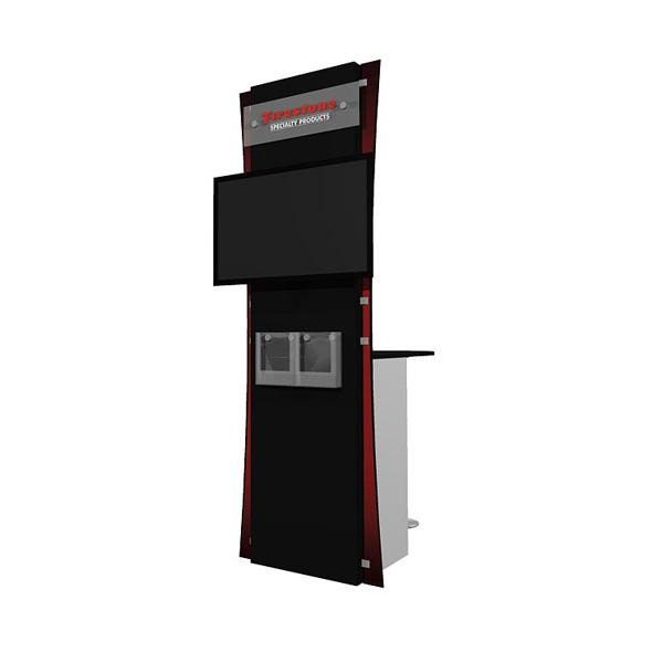 ECO-5K Sustainable Kiosk
