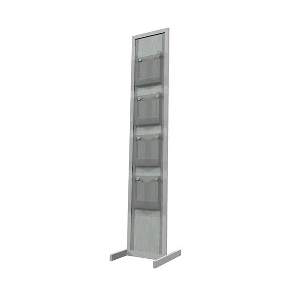 ECO-8K Literature Rack