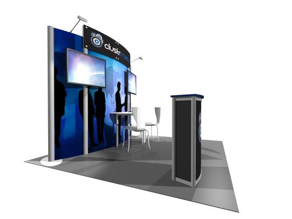 ECO-1035 Sustainable Tradeshow Display -- Image 2
