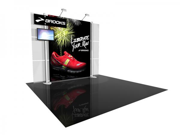 ECO-1049 Sustainable Tradeshow Display -- Image 1