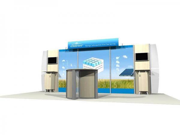 ECO-2026 Sustainable Tradeshow Display -- Image 1