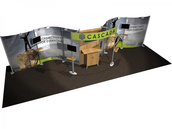 ECO-3035 Sustainable Tradeshow Display -- Image 2