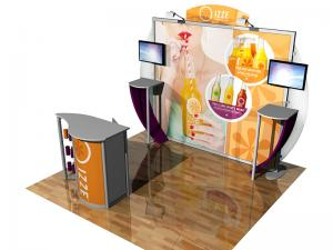 ECO-1046 Sustainable Tradeshow Display
