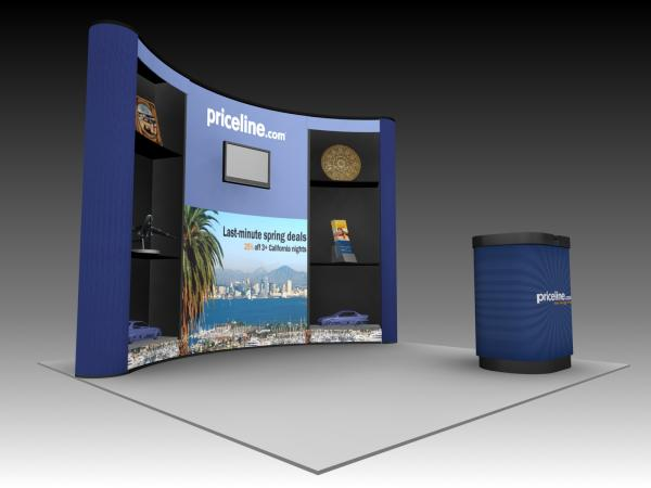 QD-118 Trade Show Pop-up Display -- Image 2