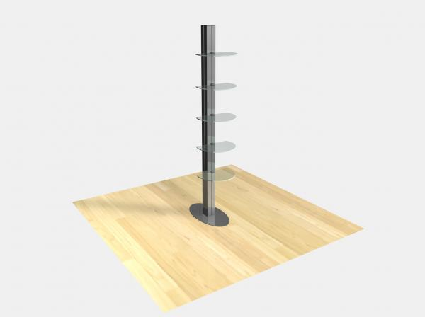 RE-1252 Shelf Tree -- Image 1