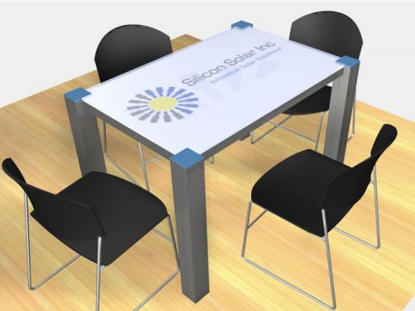 RE-1203 Rental Display  / Conference Table -- Image 1