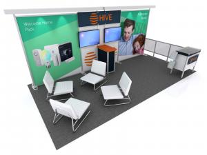 RE-2085 Trade Show Display -- Image 1
