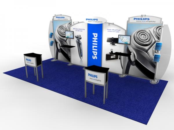 VK-2117 Portable Hybrid Trade Show Exhibit -- Image 3