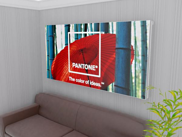 SuperNova Lightbox (72 x 36) for Trade Show, Event, or Retail Display -- Image 1