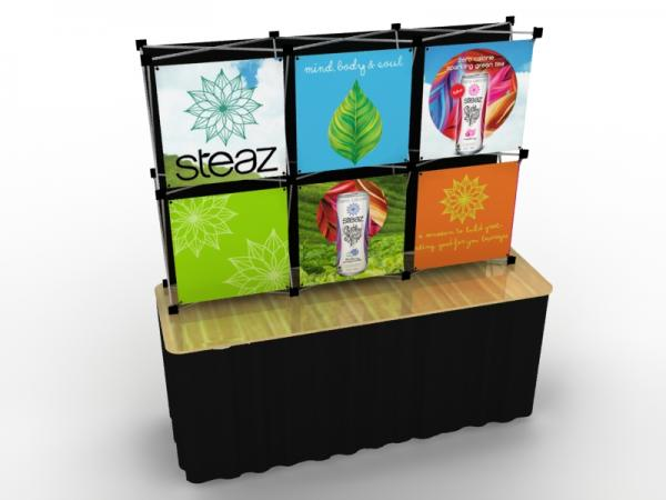 FG-03 Trade Show Pop Up Table Top Display -- Image 3
