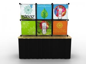 FG-03 Trade Show Pop Up Table Top Display